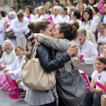 baiser de marseille , baiser 2.0 , LGBT , mariage gay , Alliance Vita