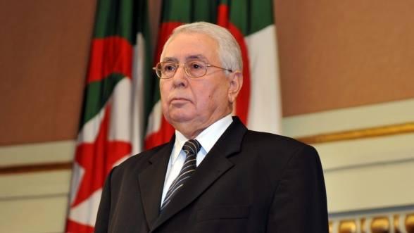 Portrait d'Abdelkader Bensalah