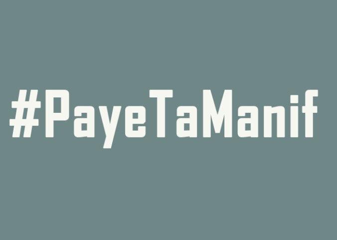 PayeTaManif