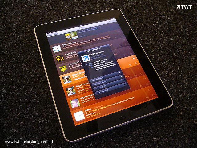 Apple fait dans le mini Ipad