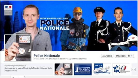 Porter plainte sur Facebook ? C'est presque possible !