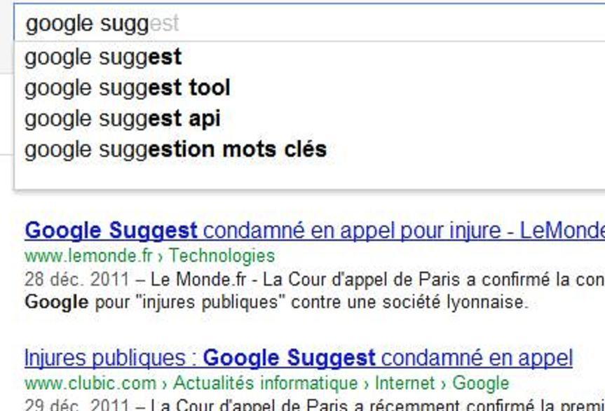 google, google suggest, juif
