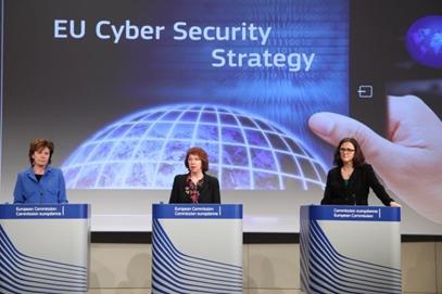 cybersécurité, UE,
