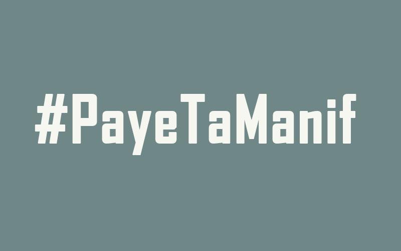 #PayeTaManif: Les internautes s'insurgent contre la répression lors des manifestations du 1er-Mai
