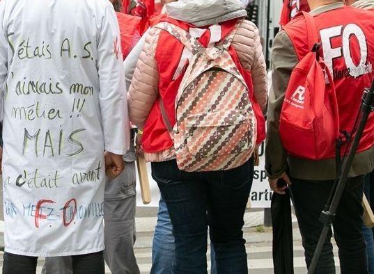 Réforme des retraites: Vers une mobilisation de Force Ouvrière dès le 21 septembre prochain