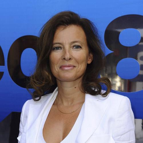 «On se donne des nouvelles»: Hollande veut «prendre sa revanche sur Macron», confie Valérie Trierweiler