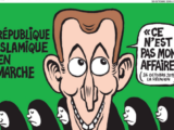 La Une polémique de Charlie Hebdo
