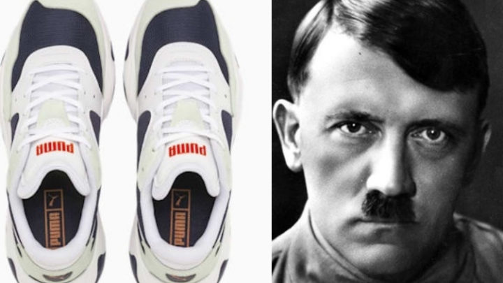 Polémique: les nouvelles baskets Puma ressemblent-t-elles vraiment à Adolf Hitler?