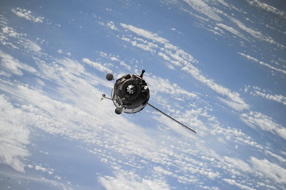 Données personnelles : stockées dans l'espace à l'avenir