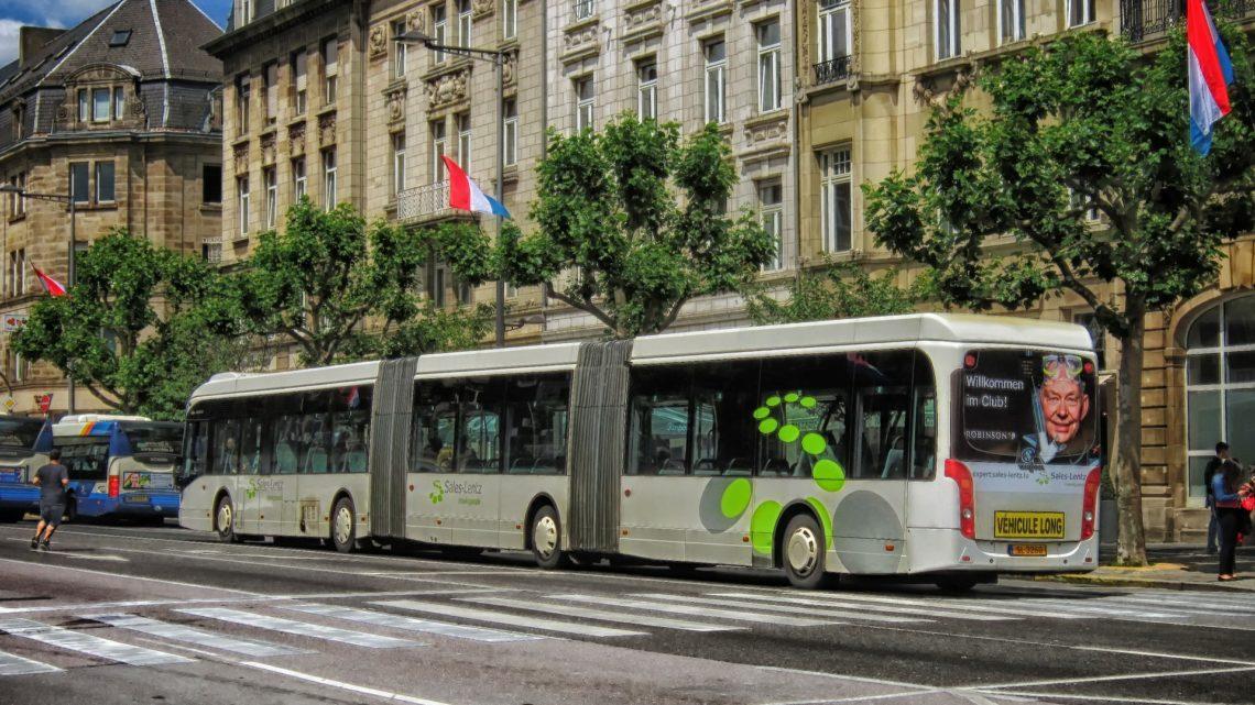 Le Luxembourg devient le premier pays à instaurer la gratuité de tous les transports publics