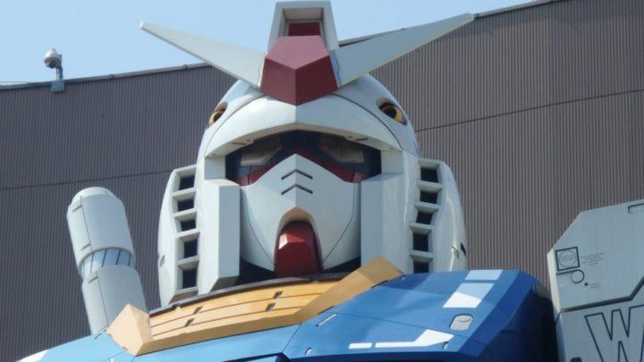 Un robot humanoïde de 18 mètres de haut construit au Japon