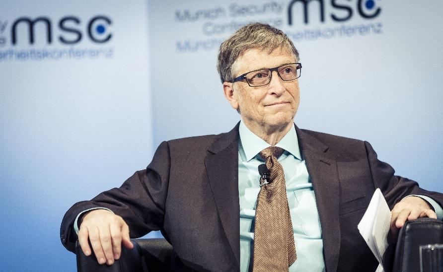 La cible numéro 1 des fake news est … Bill Gates !