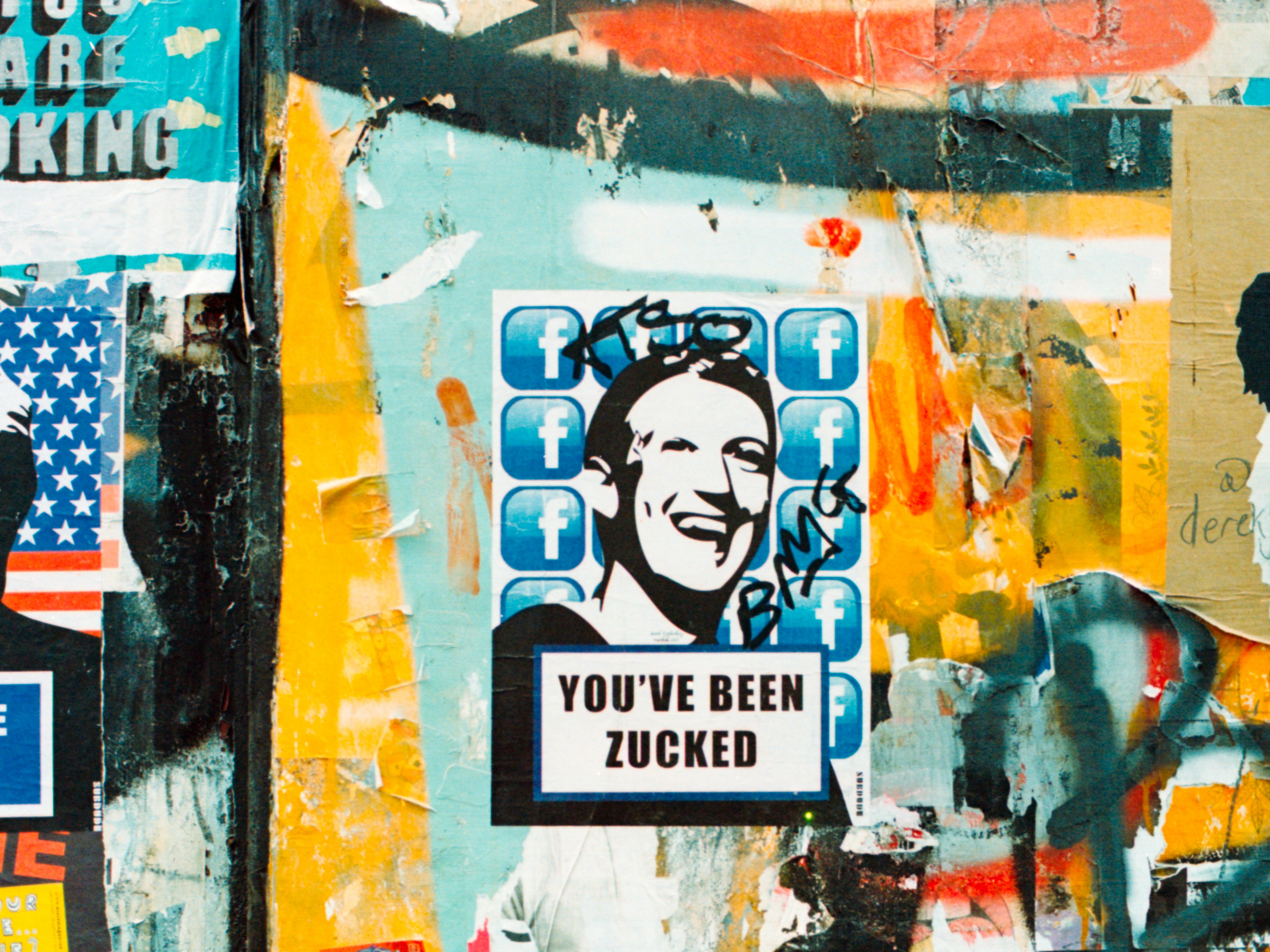 Facebook est tout sauf un miroir de la société