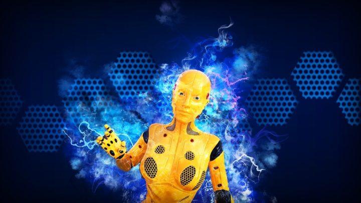 Trois robots de la conférence robotique ICRA 2020