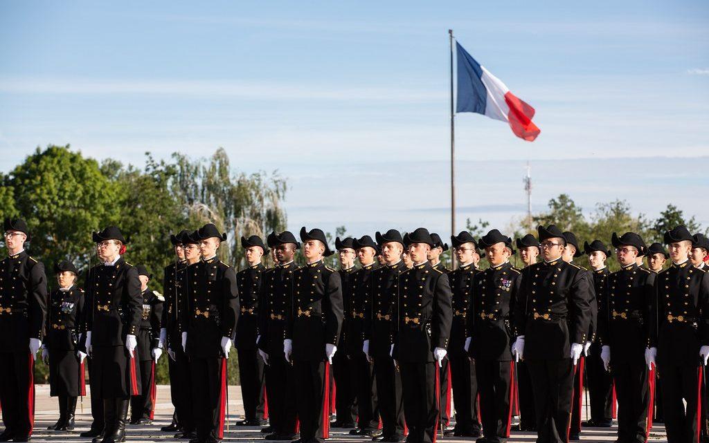 Entraînement avec des robots et Spot pour l'armée française