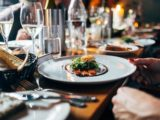 robotique restaurants assiettes